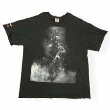 Vintage Call of Duty Infinity X Box Live Ward Black T Shirt Mens XL