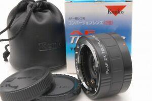 Kenko Pz-AF 2x Teleplus Teleconverter MC7 for Pentax Z *F0661