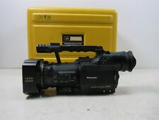 Panasonic Ag-Dvc80 Digital Video Camera Recorder 155 Hours Leica Dicomar MiniDv