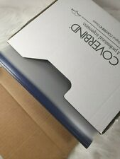 New Coverbind Navy Clear Satin Thermal Covers
