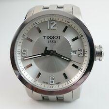 Tissot T-Sport PRC 200 Silver Quartz Sport Men's Watch #T055.410.11.037.00