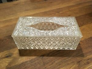 Acrylic Tissue Box Holders With Magnetic Cover Exquisite Minimalist Napkin Cases
