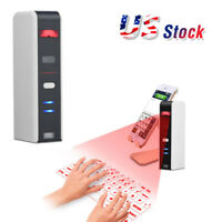Laser Projection Bluetooth Virtual Keyboard Mouse for iPhone Smartphone Laptop