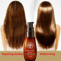 1X Hair Care Moroccan Pure Argan Oil Hair Essential Oil for Dry Hair Types