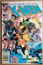 New listing Uncanny X-Men 193 Marvel Comic Book / 1st App Firestar / 100th Anniv of new team