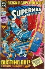 Superman: Man of Steel # 22 (bound-en carteles) (Estados Unidos, 1993)