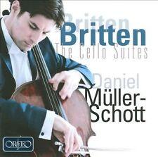 Cello Suites, New Music
