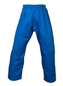 Element Hose blau regular cut, Ju Sports. Karate Judo, Ju Jutsu, MMA, Kickboxen