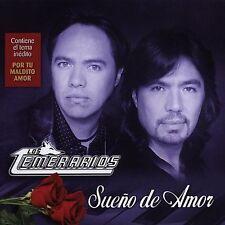 LOS TEMERARIOS - Sueño de Amor - CD 2005 - Used Good