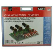 Volume and Tone Pre-Amp Velleman Electronics Kit K8084