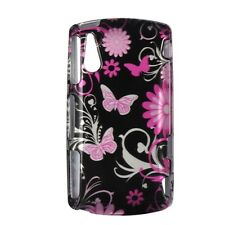 Bl Butterfly Case Phone Cover Sony Ericsson Xperia Play