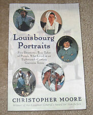 Louisbourg Portraits : Five Dramatic True Tales of People Who Lived
