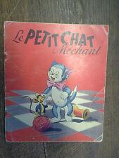 le petit chat méchant / 1958  collection harmonie