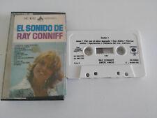 RAY CONNIFF AMOR AMOR CASSETTE CINTA SPAIN ED CBS 1982
