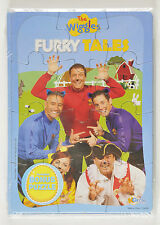 The Wiggles Furry Tales DVD with Bonus Puzzle NEW Factory Sealed