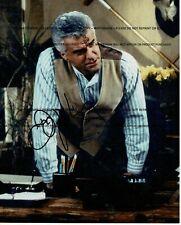 JOHN O'HURLEY SIGNED AUTOGRAPHED 'MR. PETERMAN' SEINFELD 8x10