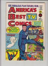 AMERICA'S BEST TV COMICS #1 VG/FN