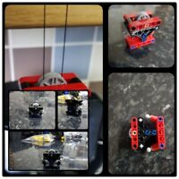 LEGO Technic AVAILABLE IN RED OR BLACK 42082 42009 own MOC crane hook brand new