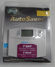 Hunter Auto Saver 7 Day Programmable Thermostat Model 44660 R12336