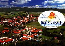 Bad Birnbach , Ansichtskarte , 2012gelaufen