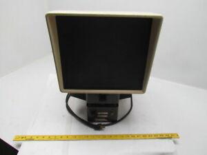 Dukane 576-90 Microfilm Reader Microfiche Parts or Repair