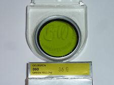 B+W Gelbgrün Filter  E36  auch für Leica