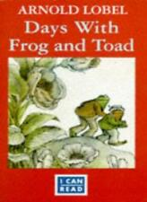 Days with Frog and Toad (I Can Read)-Arnold Lobel