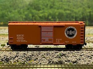 N Scale - MTL 20940 Bessemer & Lake Erie 40' Single Door Boxcar B&LE 81025 N4922
