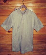 JoS. A. Bank men's large leadbetter golf polo shirt 100% cotton