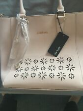 Bnwt Betty Barclay Nude Dusky Pink Large Tote Bag Cross Body Or Shopper