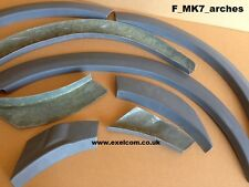 FORD TRANSIT SPORT  ST WHEEL ARCHS MK7 (06-13) EASY FIT NO NEED TO PAINT