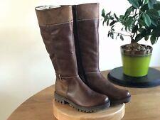 Reiker Granate la rodilla Botas altas tamaño UK5 (38)