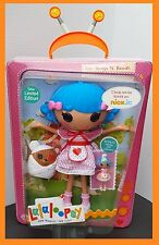 New Lalaloopsy Sew Limited Edition Nurse Doll Mini Rosy Bumps N Bruises