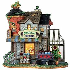 Lemax 55914 SPOOKTACULAR BOO-QUETS Spooky Town Building Halloween Decor I