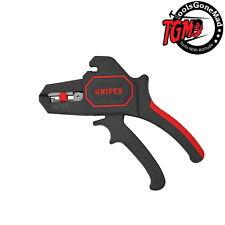 Knipex Automatic Wire Insulation Stripper 1262180 12 62 180