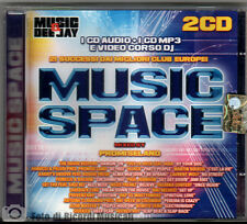 MUSIC SPACE (CD DOPPIO) + VIDEO CORSO DJ Mixed By Promiseland 2008