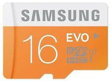 Samsung 16GB MicroSD Mobile Phone Memory Card