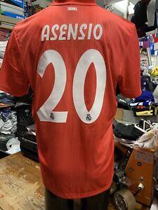 Las Mejores Ofertas En Real Madrid Club Internacional Roja Camisetas De Futbol Ebay