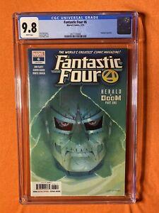 Fantastic Four 6 CGC 9.8 2017116008 Dr Doom