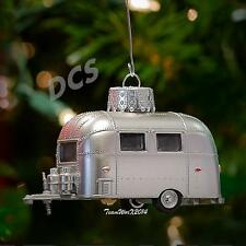 GREENLIGHT Airstream 16' Bambi Holiday Ornament w/Hook Ring Hobby Exclusive 1/64