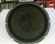 """Fisher W-204x 12"""" Alnico Woofer Fisher XP-7   Tested !"""