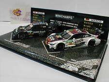 Minichamps 412020723 # BMW m4 DTM 2er Set WINNER 2012 + 2014 1:43 BERLINA 299 PC.