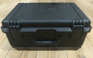 Peli Pelican Hardigg Storm Case iM2600 with Foam Inserts Black.