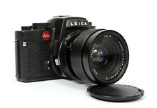 Leica R4 35mm SLR film camera with Leitz Vario Elmar 35-70mm F3.5 zoom lens