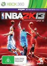 Xbox 360 NBA 2k13 Basketball Game PAL Kinect