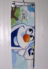 Disney Frozen Olaf Beach Towel 30 X 60 Pool Bath Disney Store  NEW