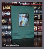 Jungle Book by Rudyard Kipling Illustrated New Ribbon Marker Deluxe Hardcover