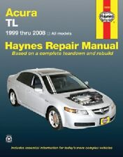 Repair Manual-Type-S Haynes 12050 fits 1999 Acura TL