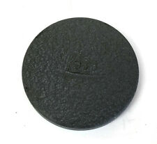 Grey Leitz Pebble Finish Front Lens Cap-NICE
