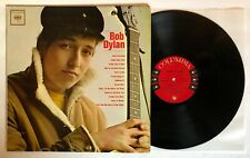 Bob Dylan - Self Titled - 1962 US Mono 1st Press CL 1779 6-Eye Labels VG++